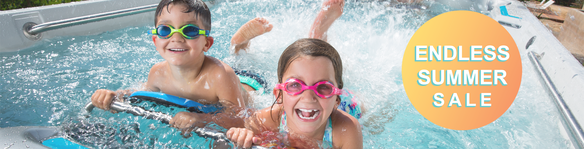 Swim, Row, Run or Relax in Your Backyard Lap Pool – Swim Spas Flagstaff