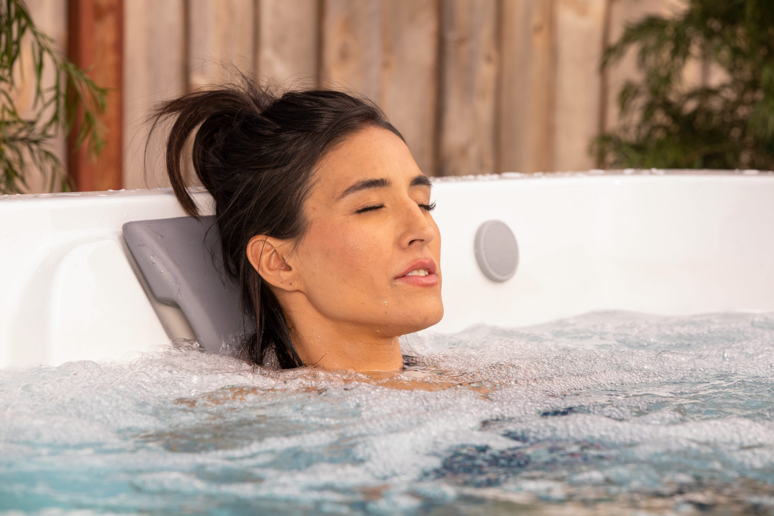 How A Hot Tub Can Combat Back Pain