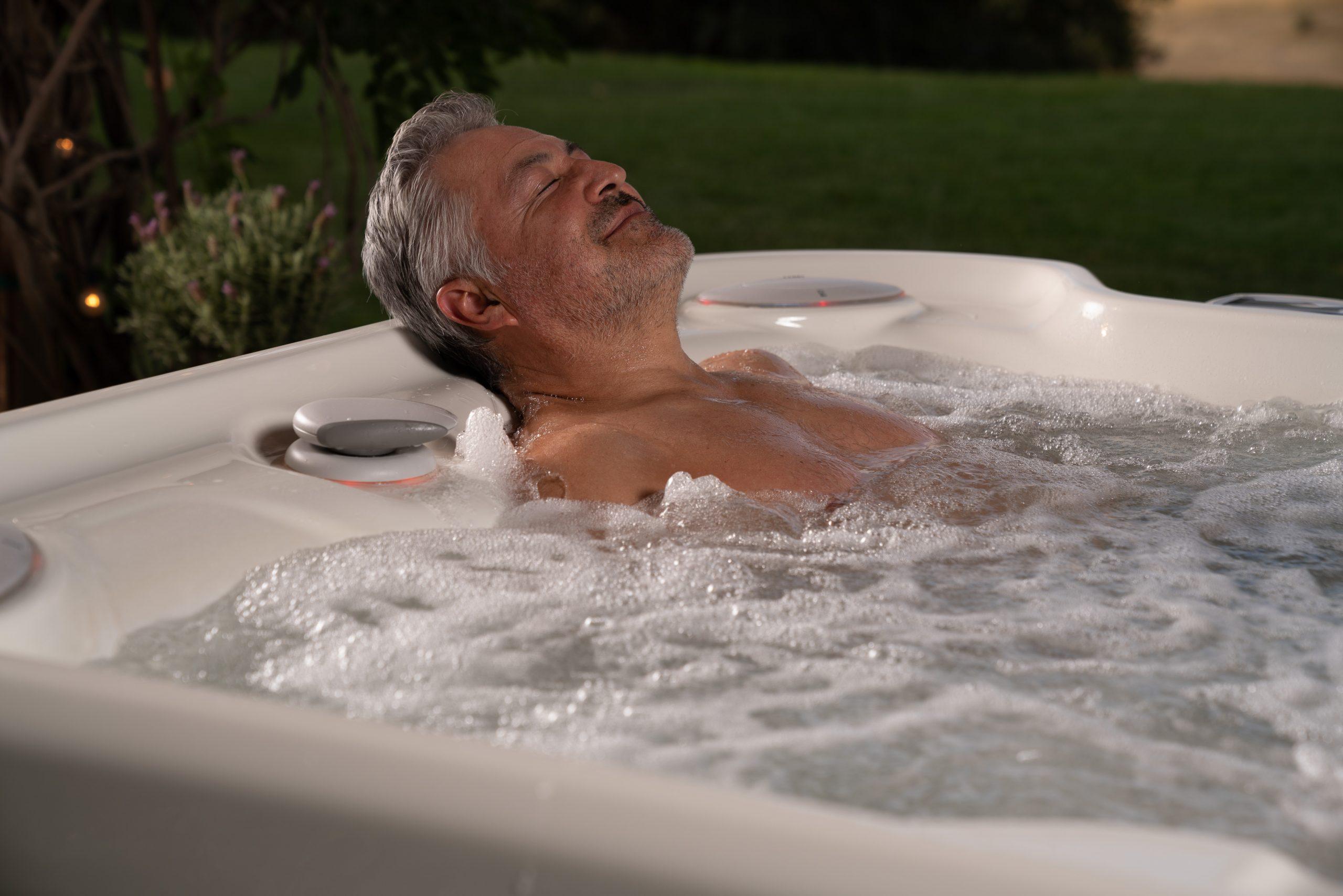 How a Hot Tub Can Help Improve Your Sleep