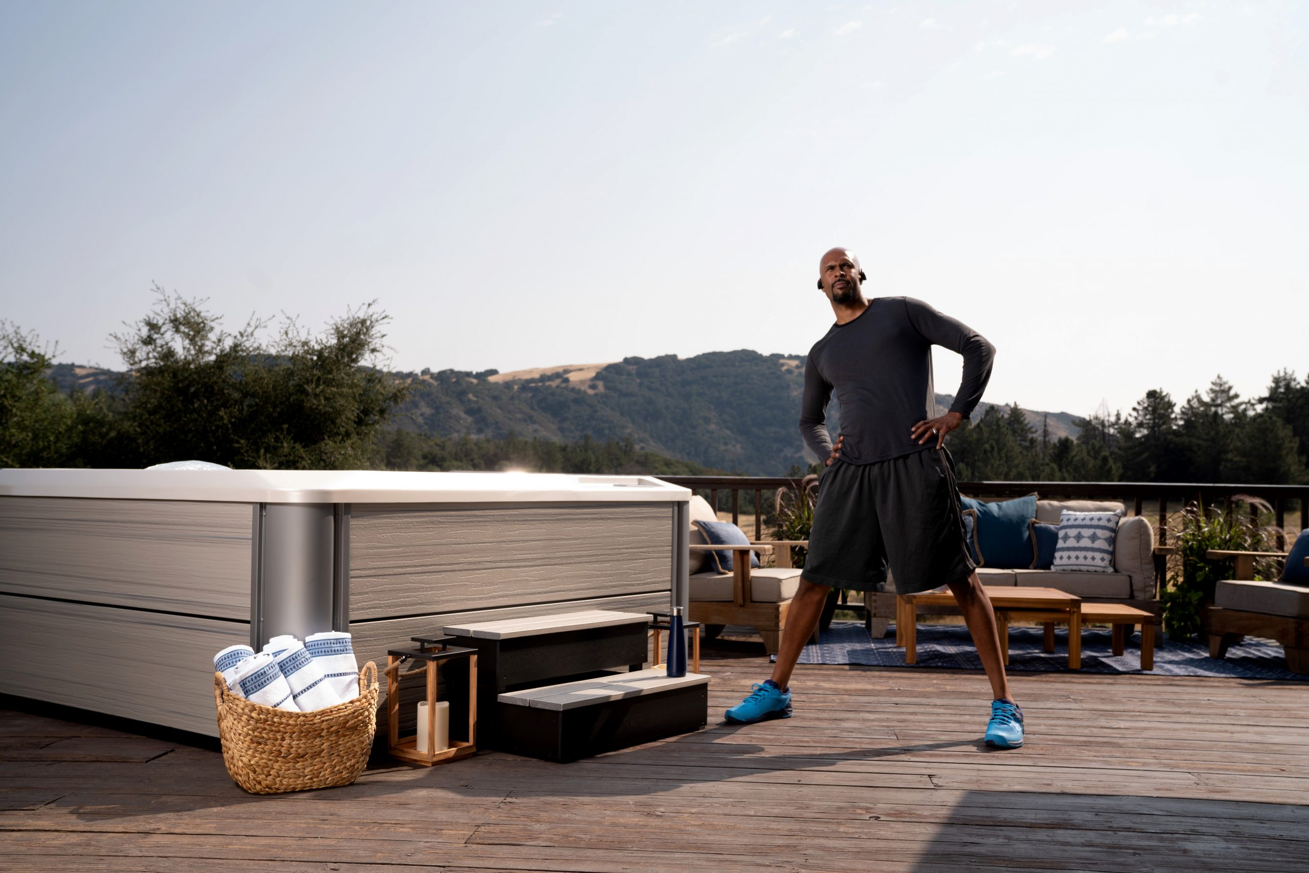 3 Ways A Hot Tub Increases Your Mobility