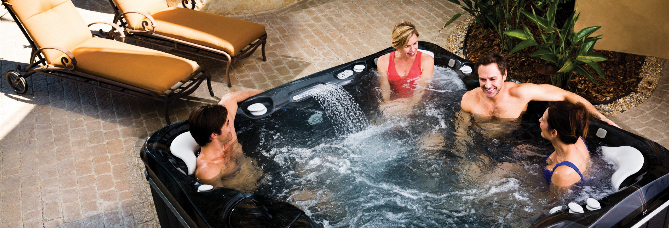 Do More Of What You Love in a Hot Tub