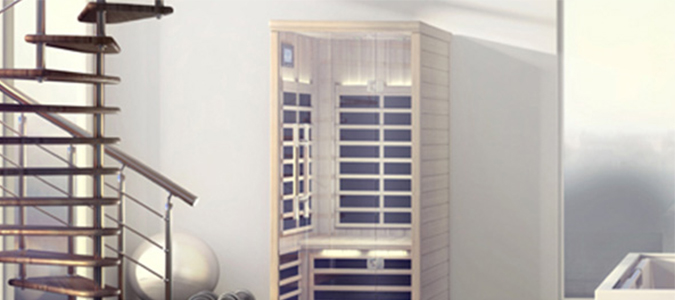 Far-Infrared Sauna Family Image