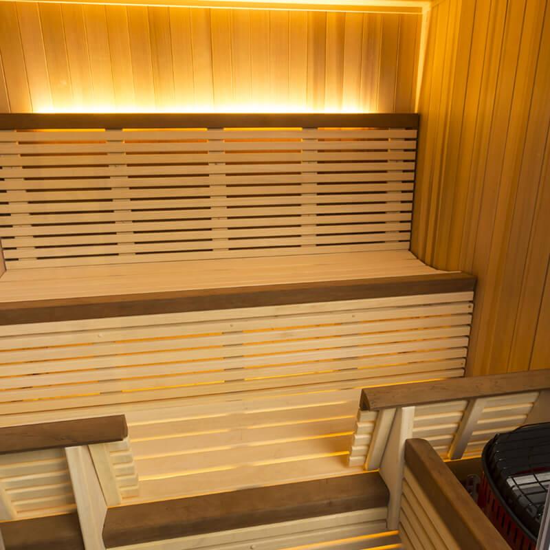 Finnleo Sauna Serenity Bench
