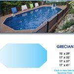 Radiant Pools Grecian Series