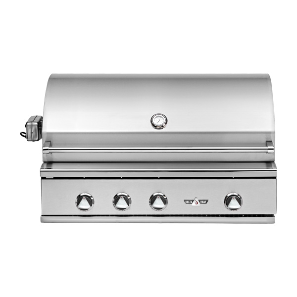 38″ Built-In Outdoor Gas Grill Product Image