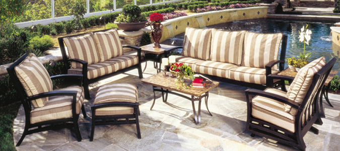 mallin patio furniture - Patio Living