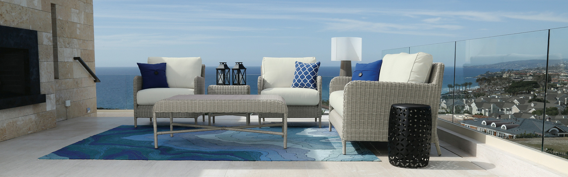 Sunset West Brentwood Outdoor Living