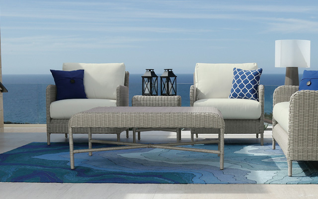 Sunset West. Luxury Outdoor Furniture