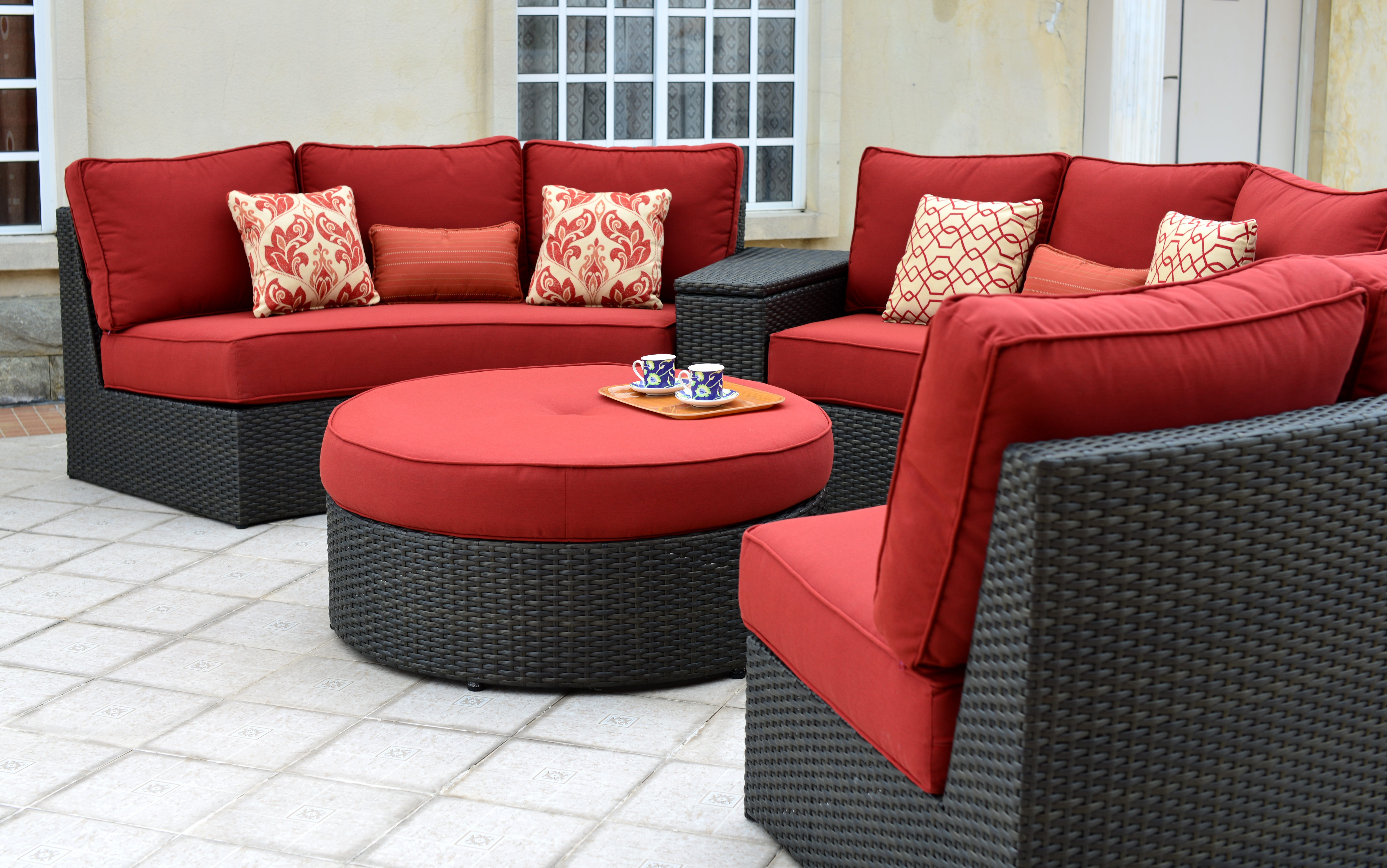 Patio renaissance brentwood outdoor living for Furniture 94513