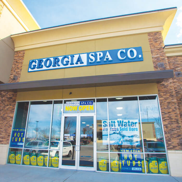 Contact Georgia Spa Company