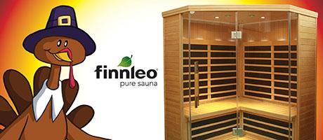 Early Bird Sale: Saunas