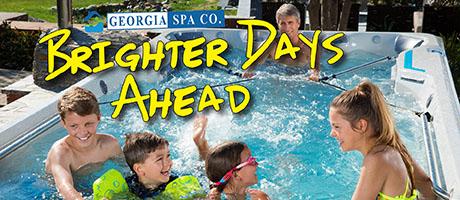 Brighter Days Ahead: Swim Spas