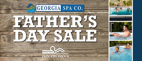 Father's Day Sale: Swim Spas