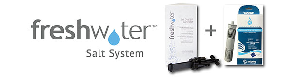 Home Auto Shipment - Freshwater Salt System