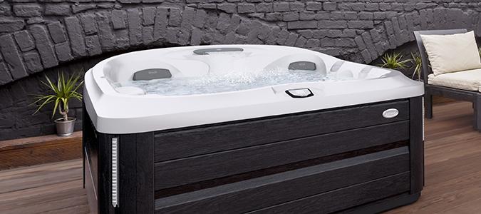 Jacuzzi® Hot Tubs Family Image