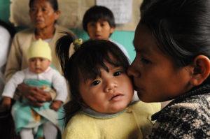 Measles and Rubella Initiative vaccine campaign | Guatemala 2012