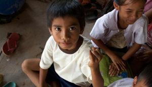 Measles and Rubella Initiative Laos