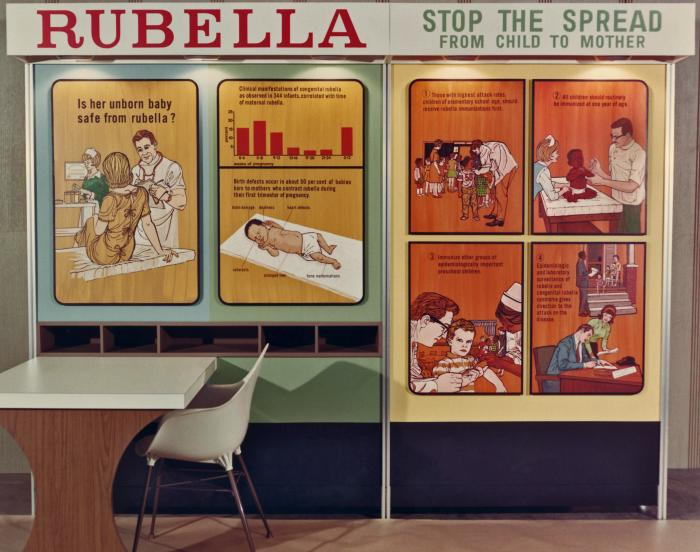 U.S. Rubella Outbreak Infects Millions