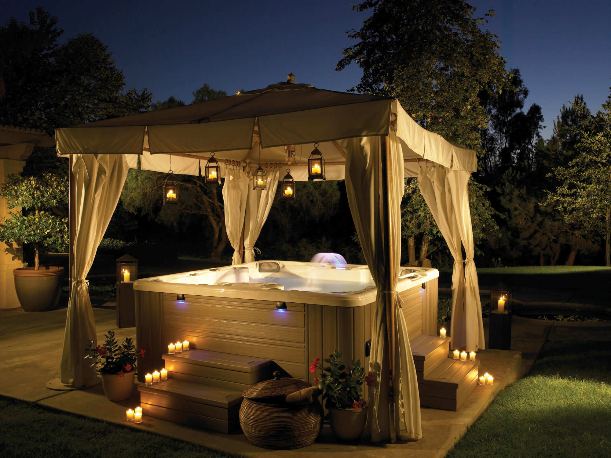 Caldera Spas Hot Tubs Washington DC