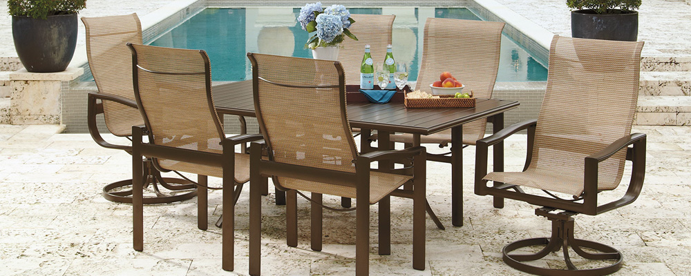 Belvedere Sling Collection by Winston Furniture