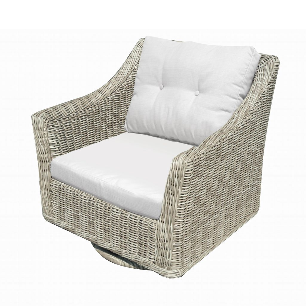 Rotating Chair Loveseat
