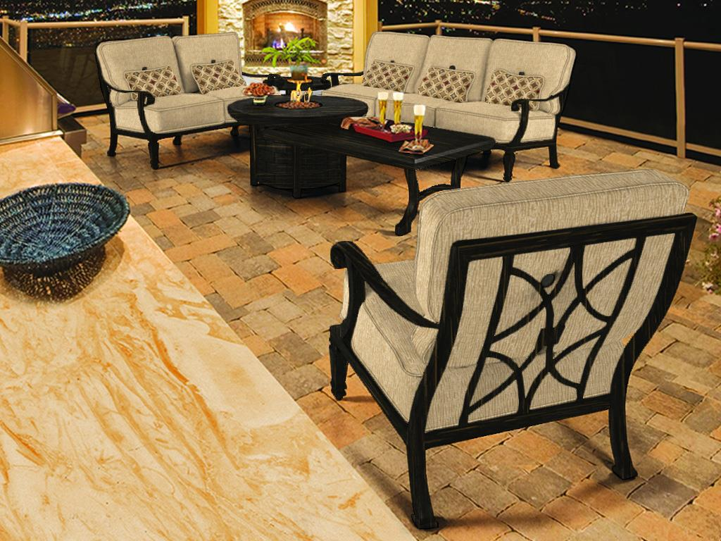 Bellagio Collection by Castelle