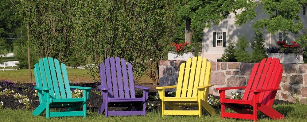 Shoreline Adirondack Collection by Breezesta