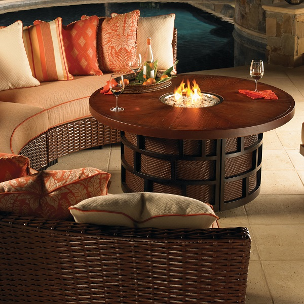 Ocean Club Resort Fire Pit by Tommy Bahama