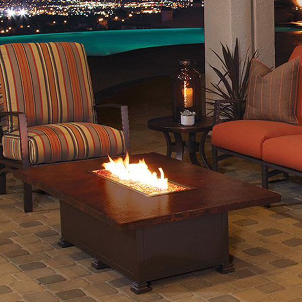 Richmond Fire Pits by O.W. Lee