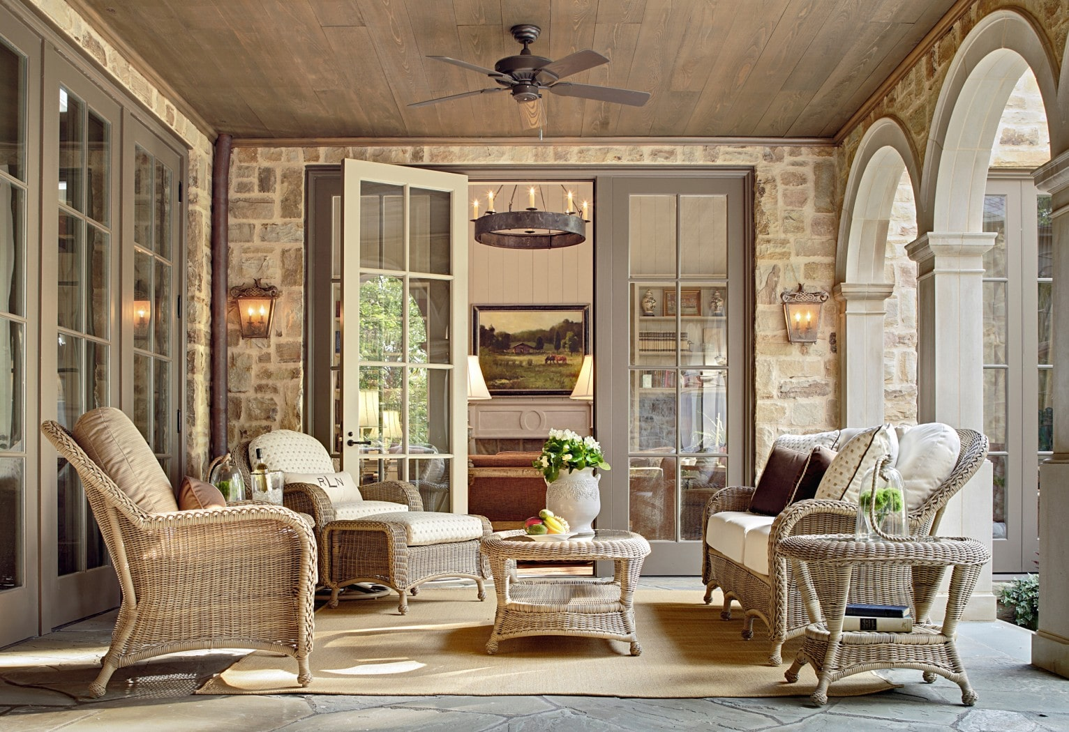 Classic Wicker Collection by Summer Classics