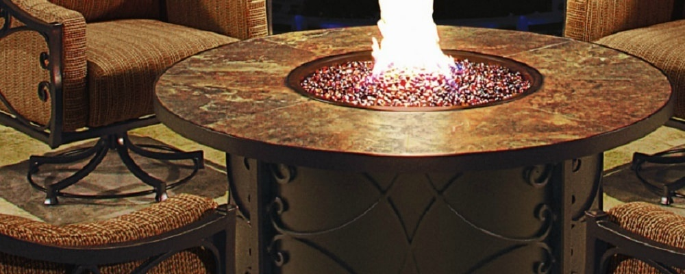 Viento Fire Pits By O.W. Lee