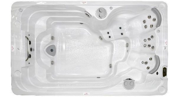 AquaSport 12 FX Swim Spas by Hydro Pool