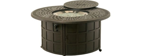 Fire Pits in the Berkshire Collection by Hanamint