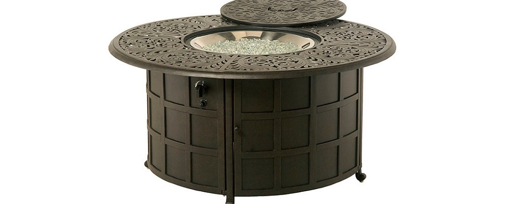 Fire Pits in the Chateau Collection by Hanamint