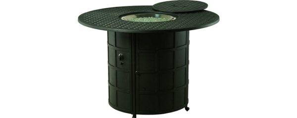 Fire Pits in the Newport Collection by Hanamint