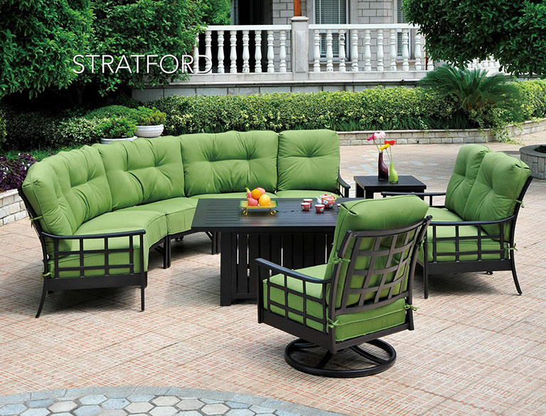 Stratford Collection by Hanamint