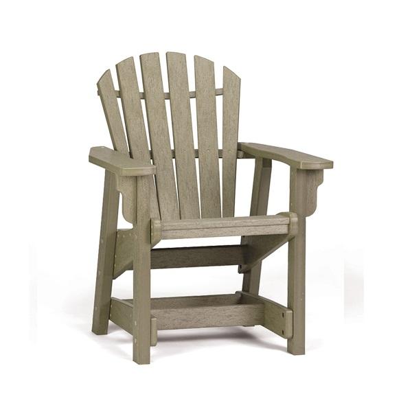 Breezesta Dining Coastal Dining Adirondack Chair