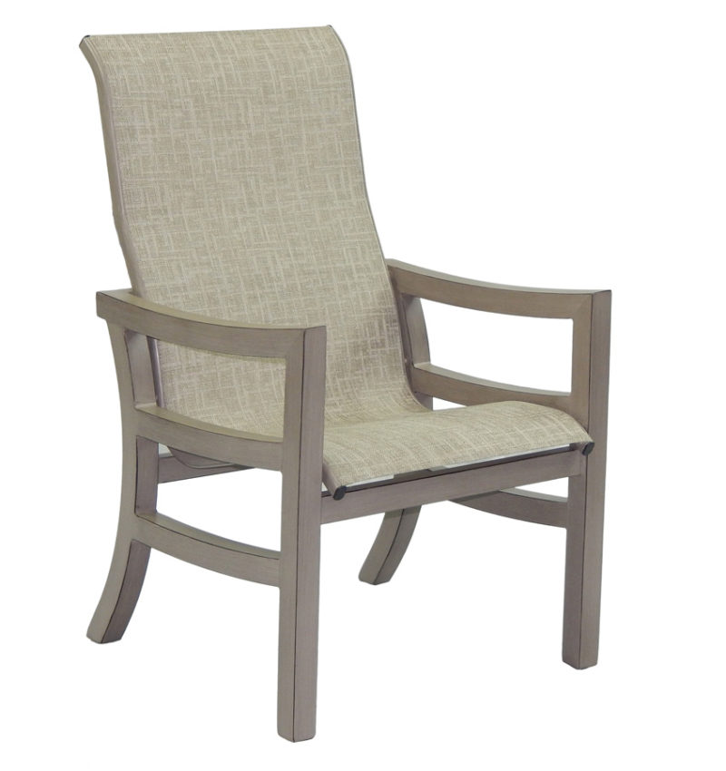 Castelle Roma City Sling Dining Chair Offenbachers
