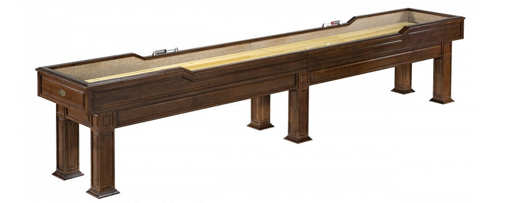 Legacy Billiards Landon 14 Foot Shuffleboard Offenbachers