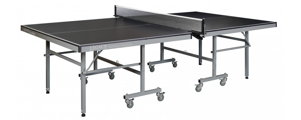 Legacy Sterling Outdoor Table Tennis Ping Pong