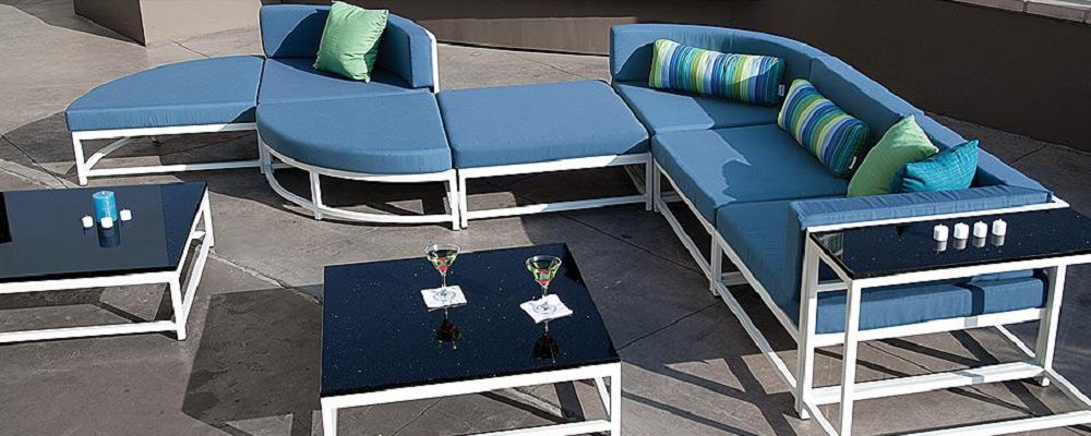Cabana Club Modular Collection by Tropitone