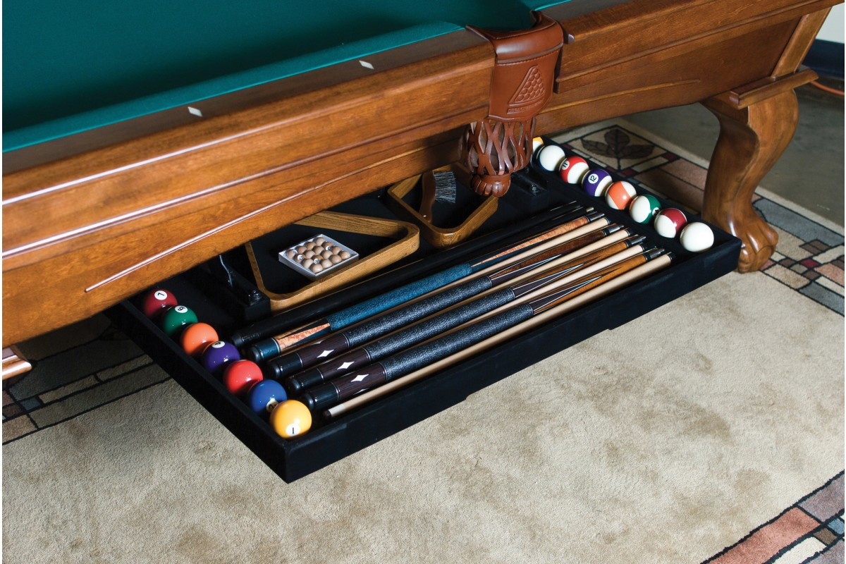 Featuring the Perfect Drawer by Legacy Billiards Family Image