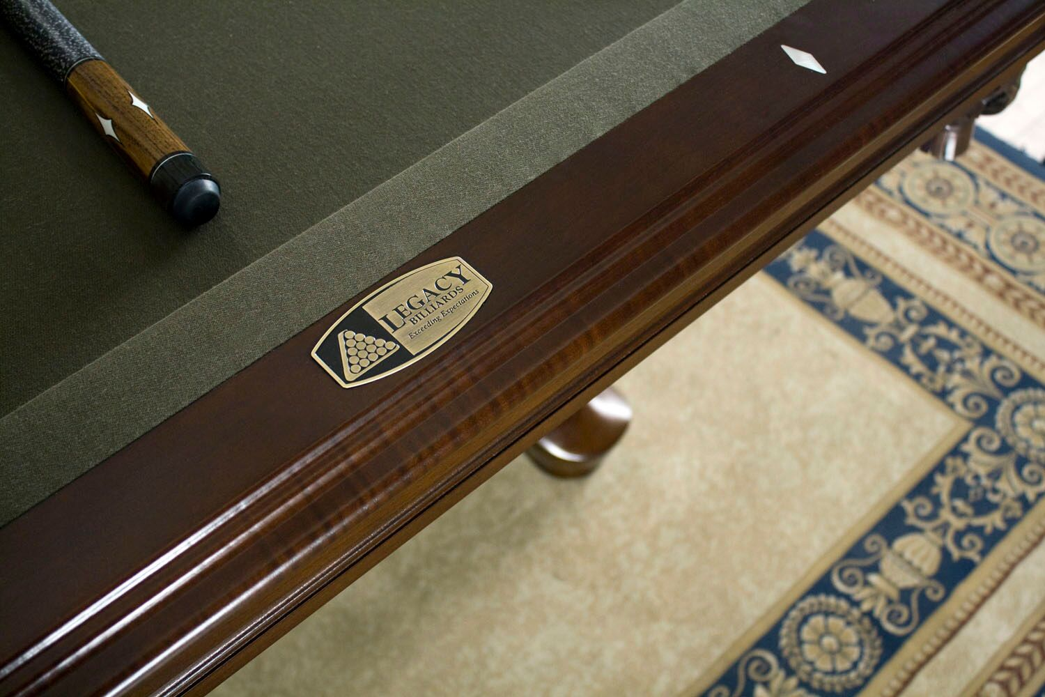 Legacy Billiards Mallory Pool Table Offenbachers