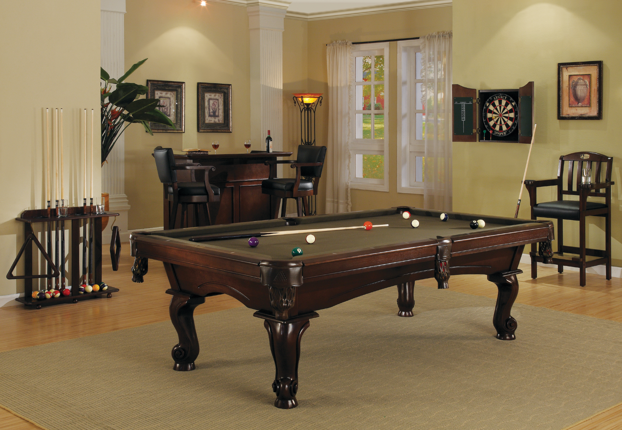 Radley Pool Table by Legacy Billiards