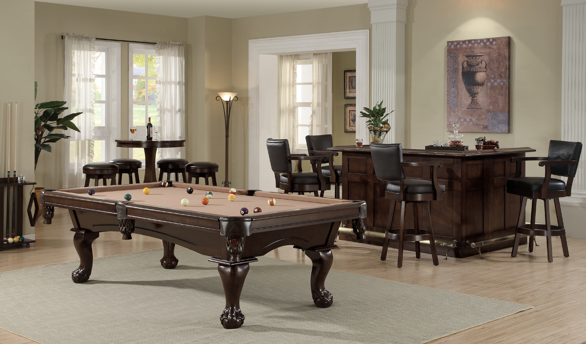 Rylee Pool Table by Legacy Billiards