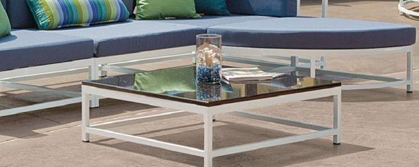 Granite Table Tops by Tropitone