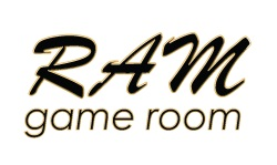 ram game room logo