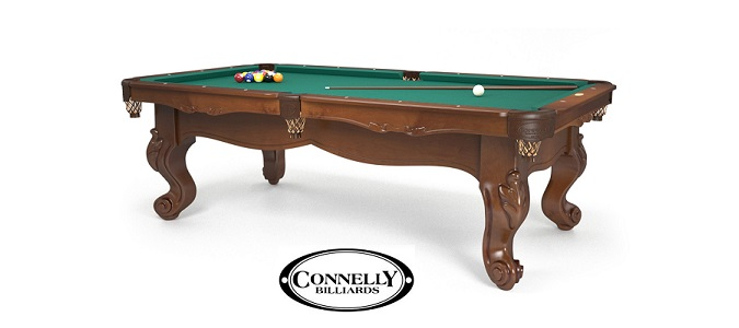Connelly Billiards Family Image