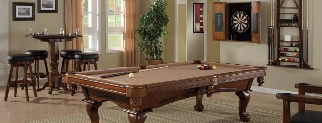 Billiards Darts Bars Poker Tables Air Hocky Foosball
