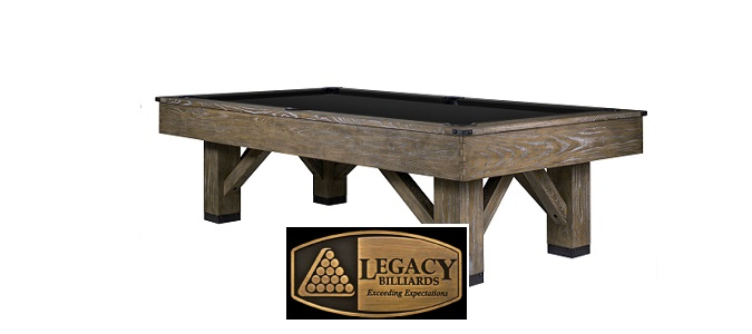 Legacy Billiards Family Image